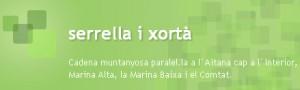 SERRELLA I XORTÀ