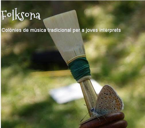 FolkSona - Colònies de música tradicional per a joves interprets