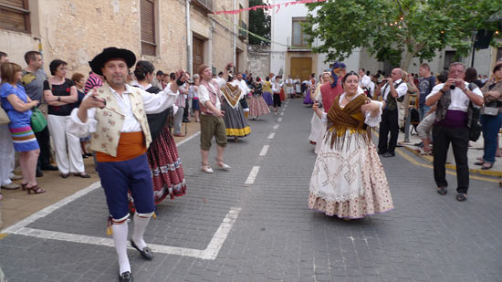 Danses de Muro al Carrer del Palau - 09-06-2012