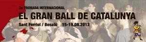 """II Trobada Internacional: """"EL GRAN BALL DE CATALUNYA"""""""