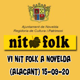 VI Nit Folk a Novelda (Alacant) 15-09-2012