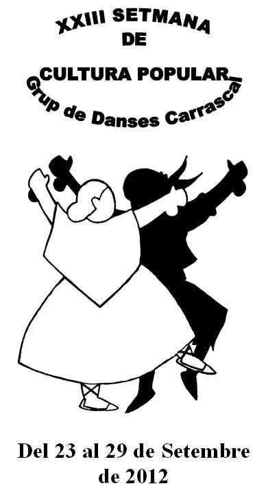 23 Setmana de Cultura Popular d'Alcoi - G. de Danses Carrascal