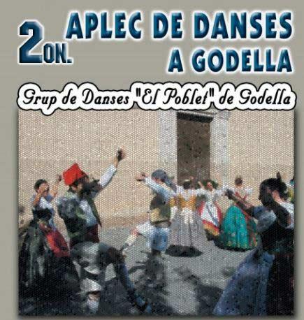 II aplec de danses de Godella - G. Danses El Poblet de Godella