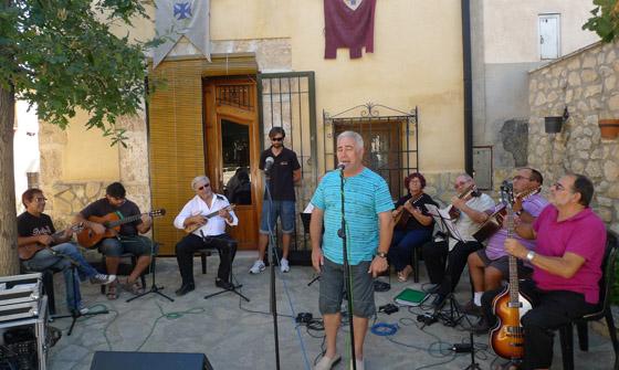 Baladre a Turballos, festes patronals de Turballos, en honor a Sant Francesc de Pàola