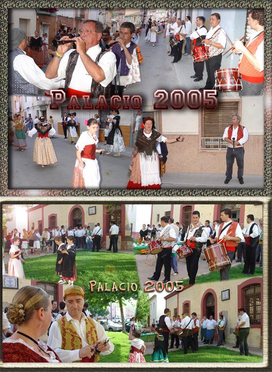 Danses de Muro a la Plaça del Palau; 28-05-05