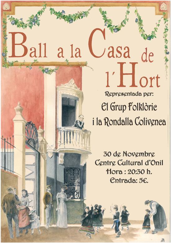 Ball a la Casa de l'Hort