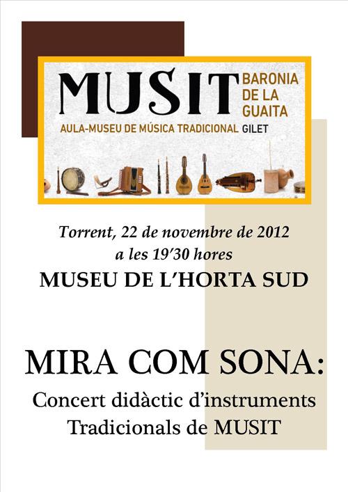 Musit - Baronia de la Guaita