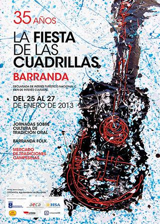 LA FIESTA DE LAS CUADRILLAS DE BARRANDA 2013