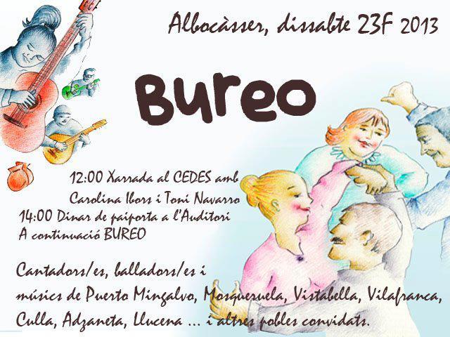 BUREO: Albocasser 23F - 2013
