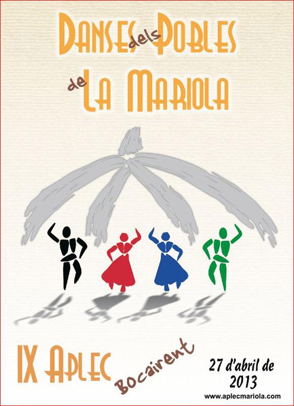 Aplec de Danses Mariola (Bocairent, abril 2013)