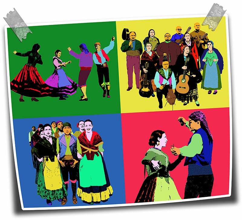 Grup de Danses Baladre 2007