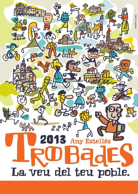 Trobades 2013 són el nostre homenatge a Vicent Andrés Estellés