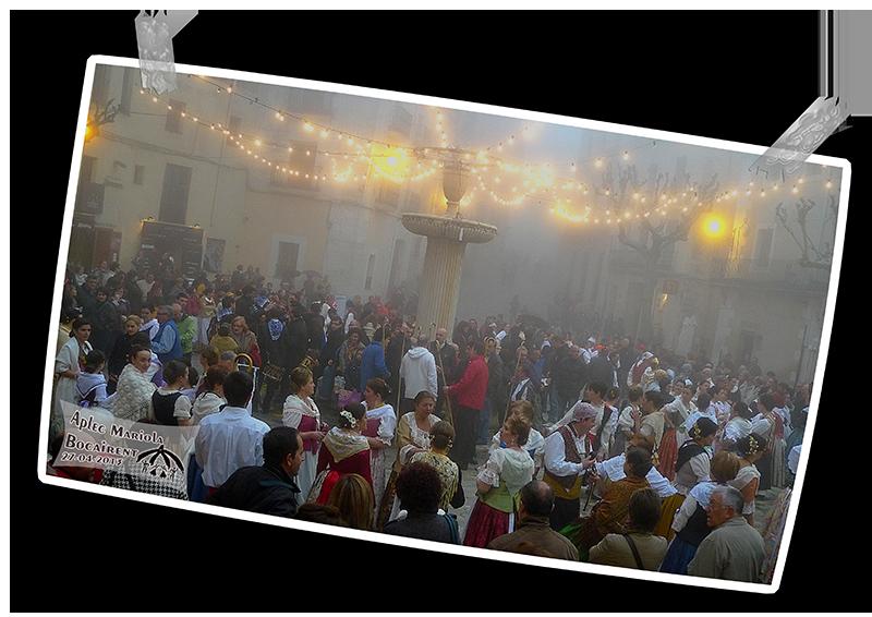 Danses dels Pobles de la Mariola BOCAIRENT - 27-04-2013