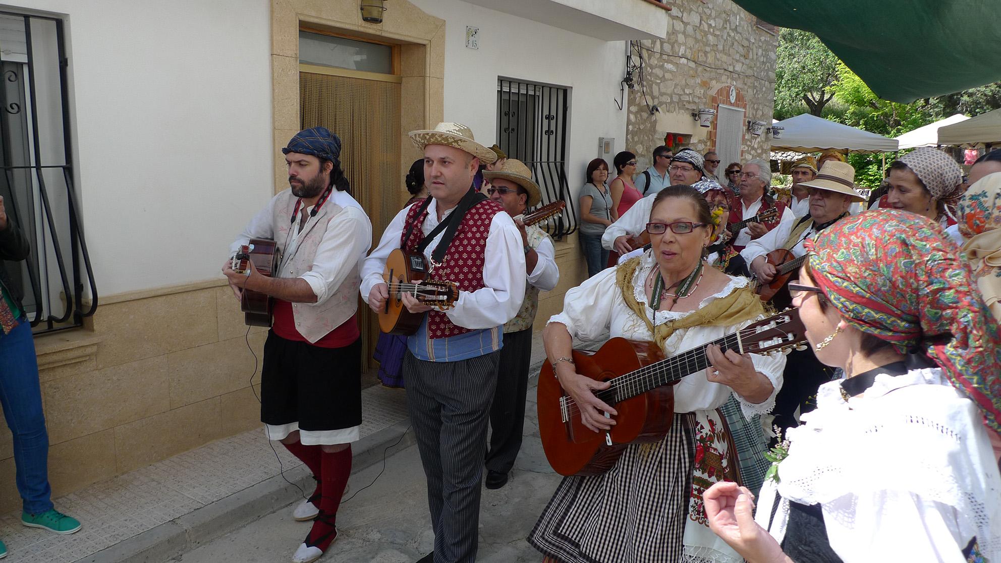 FOTOS: BALADRE a la 13 Festa de la Cirera, Benissili el 8 i 9 de juny de 2013