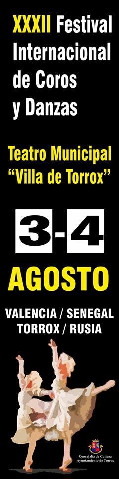 XXXII Festival Internacional de Torrox (Màlaga)