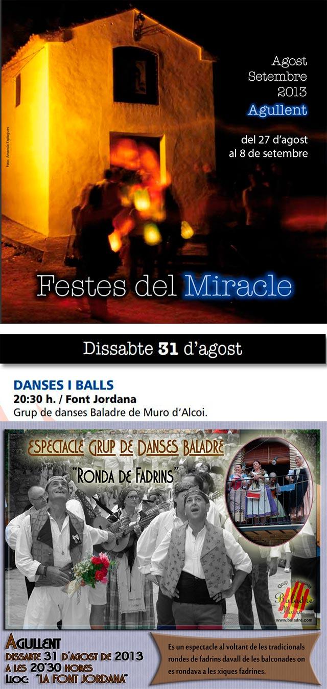 Baladre a Agullent 31-08-13