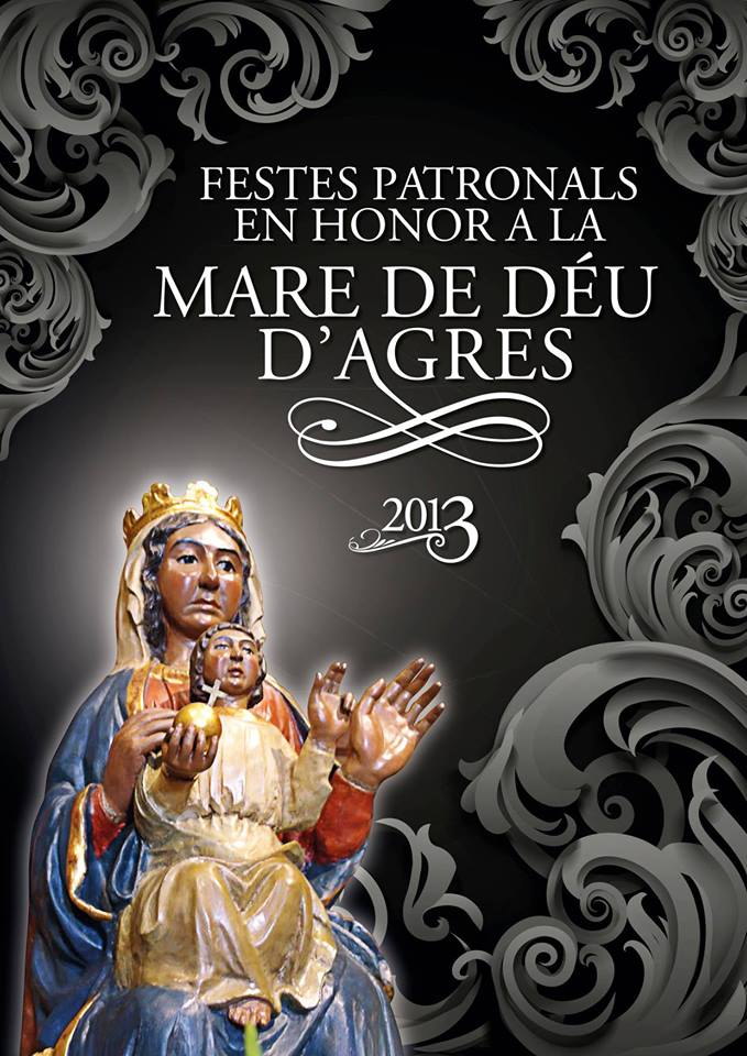 FESTES DEL PASTORET O DE LA MARE DE DÉU D´AGRES - 2013