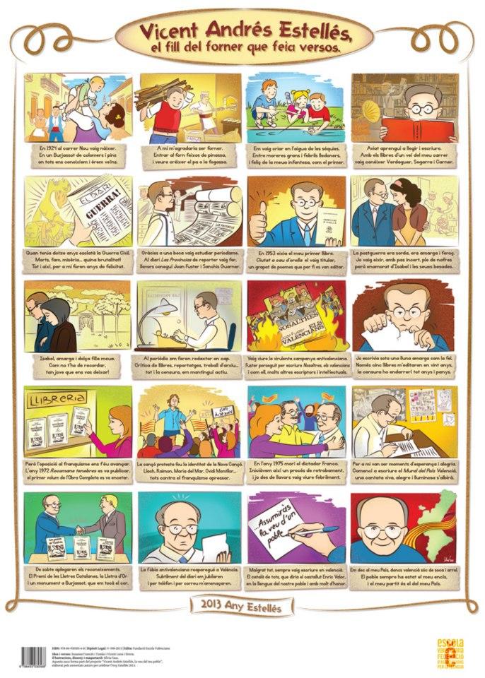 01 Estelles Comic -Silvia Faus