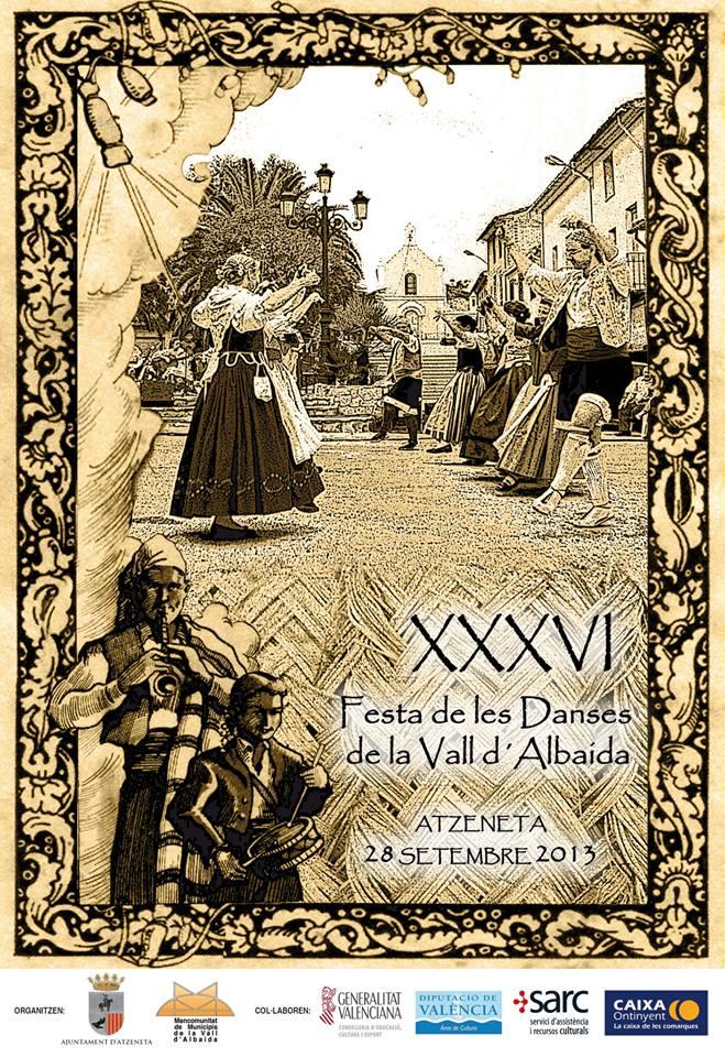 XXXVI FESTA DE LES DANSES DE LA VALL D'ALBAIDA