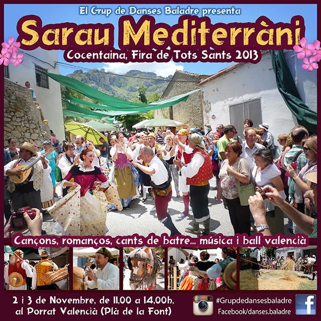 "Espectacle de Baladre: ""Sarau Mediterrani"""