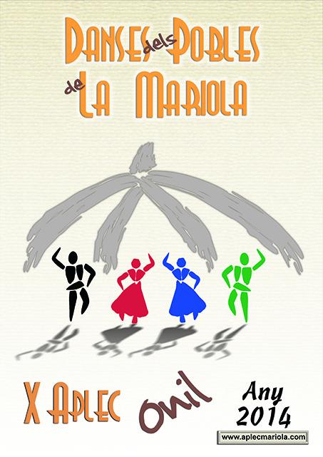 X APLEC DE LES DANSES DELS POBLES DE LA MARIOLA (Onil 2014)
