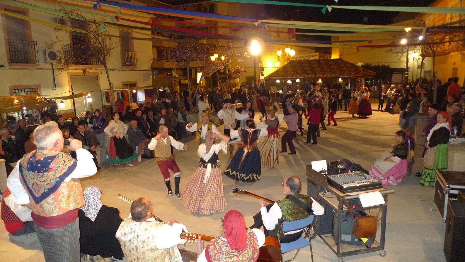 2014-02-23 - Baladre a Fira St. Marcia-ROTOVA (229)