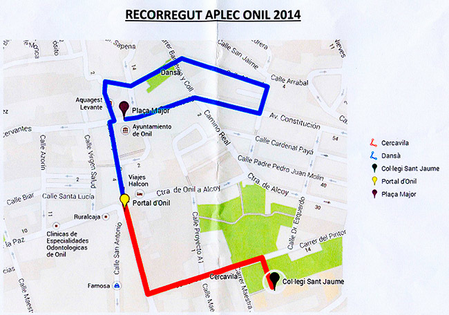 RecorregutAplecOnil2014
