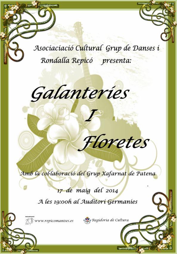 GALANTERIES I FLORETES