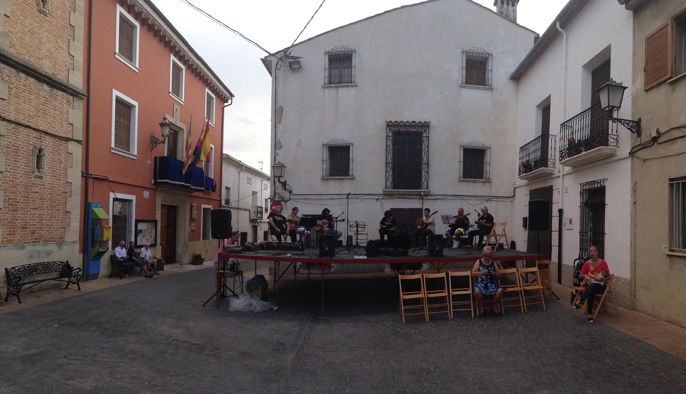 2014-09-05 R.Baladre a les Danses de Gaianes (1)