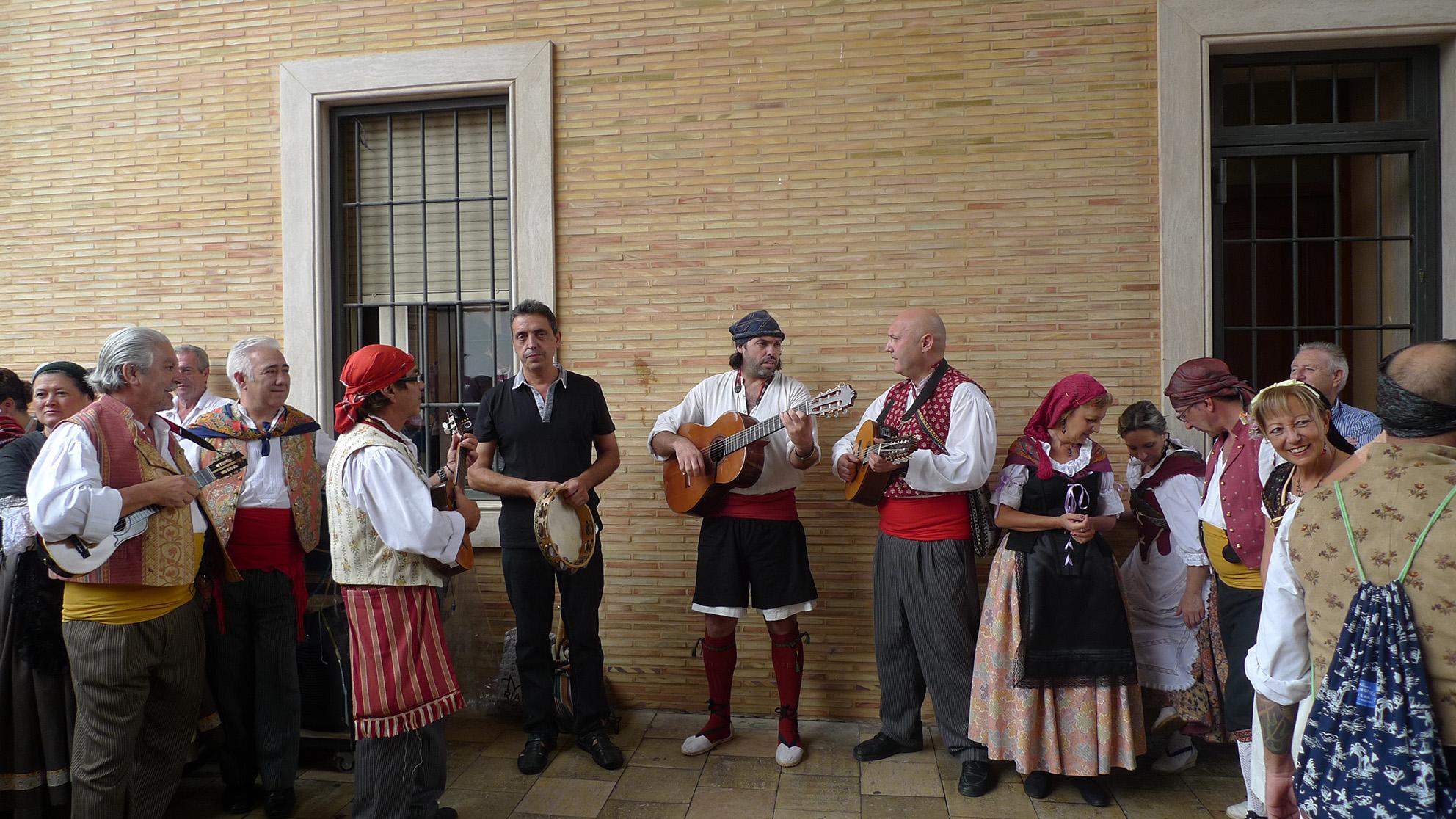 2014-10-5 Baladre a la Fira de Gandia (106)