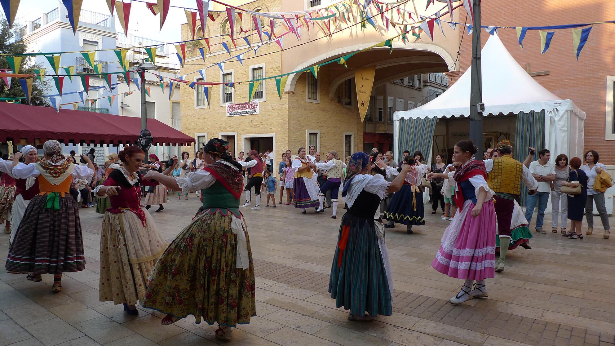 2014-10-5 Baladre a la Fira de Gandia (179)