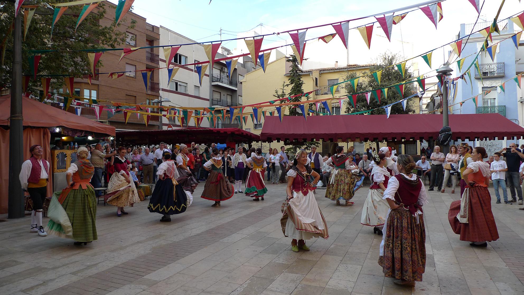 2014-10-5 Baladre a la Fira de Gandia (211)