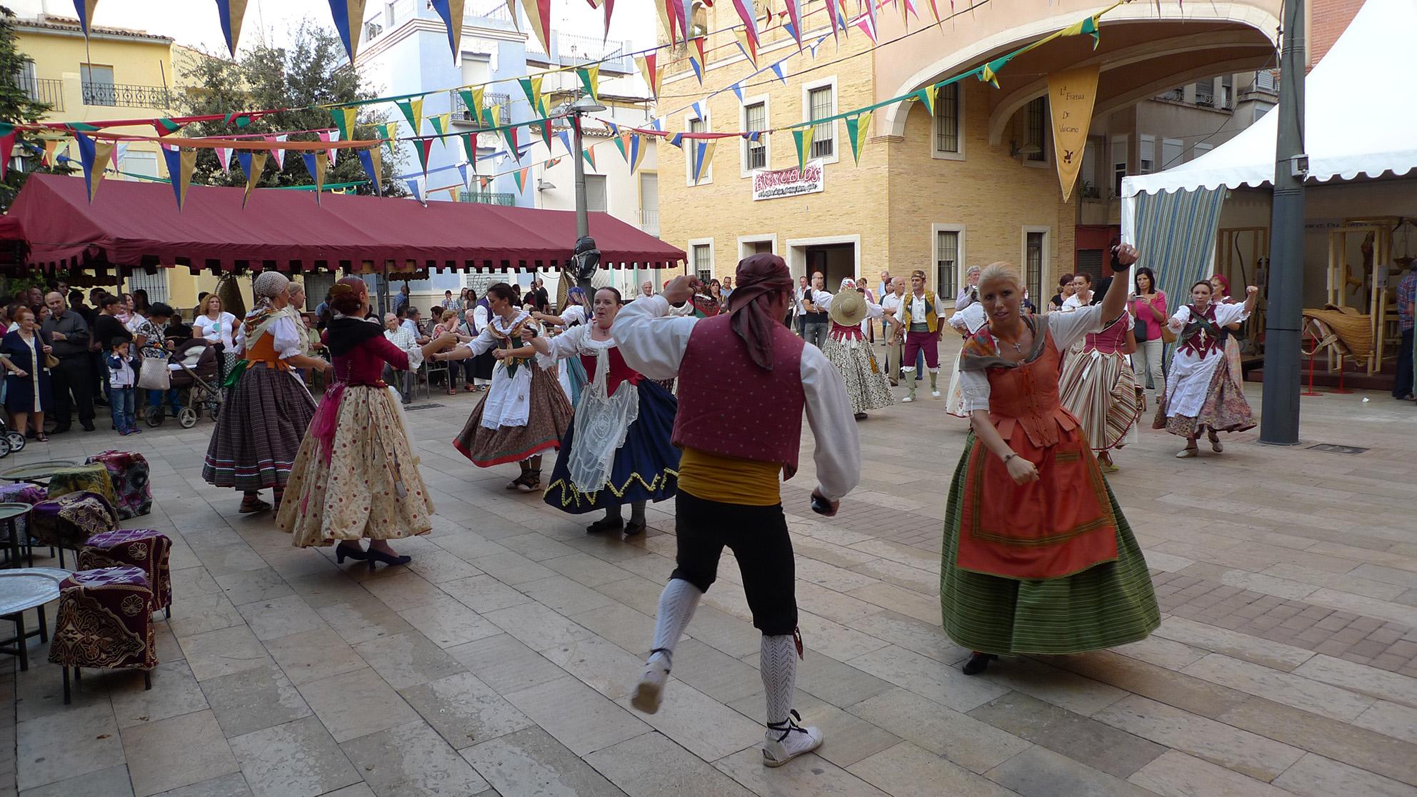 2014-10-5 Baladre a la Fira de Gandia (214)