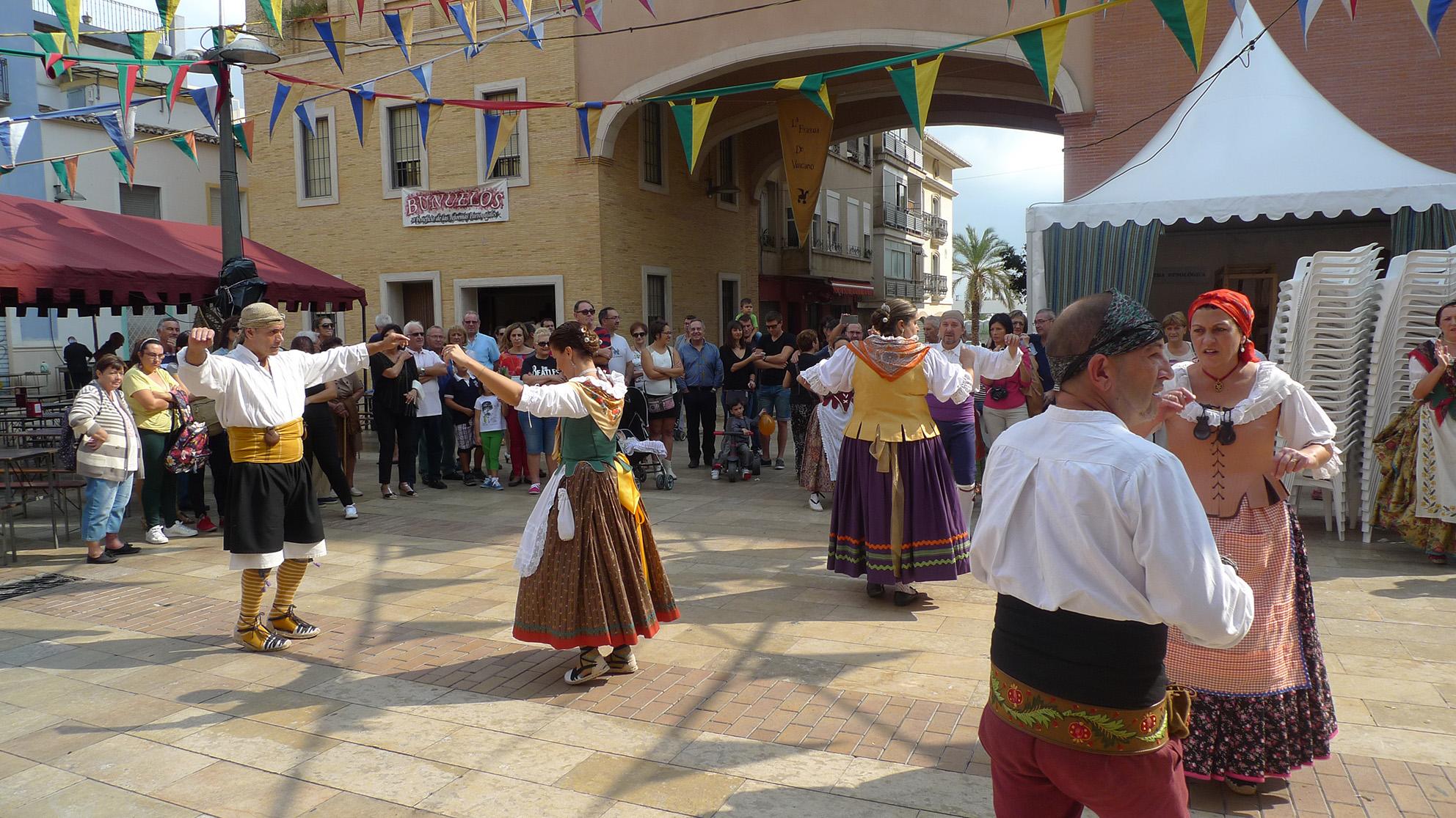 2014-10-5 Baladre a la Fira de Gandia (61)