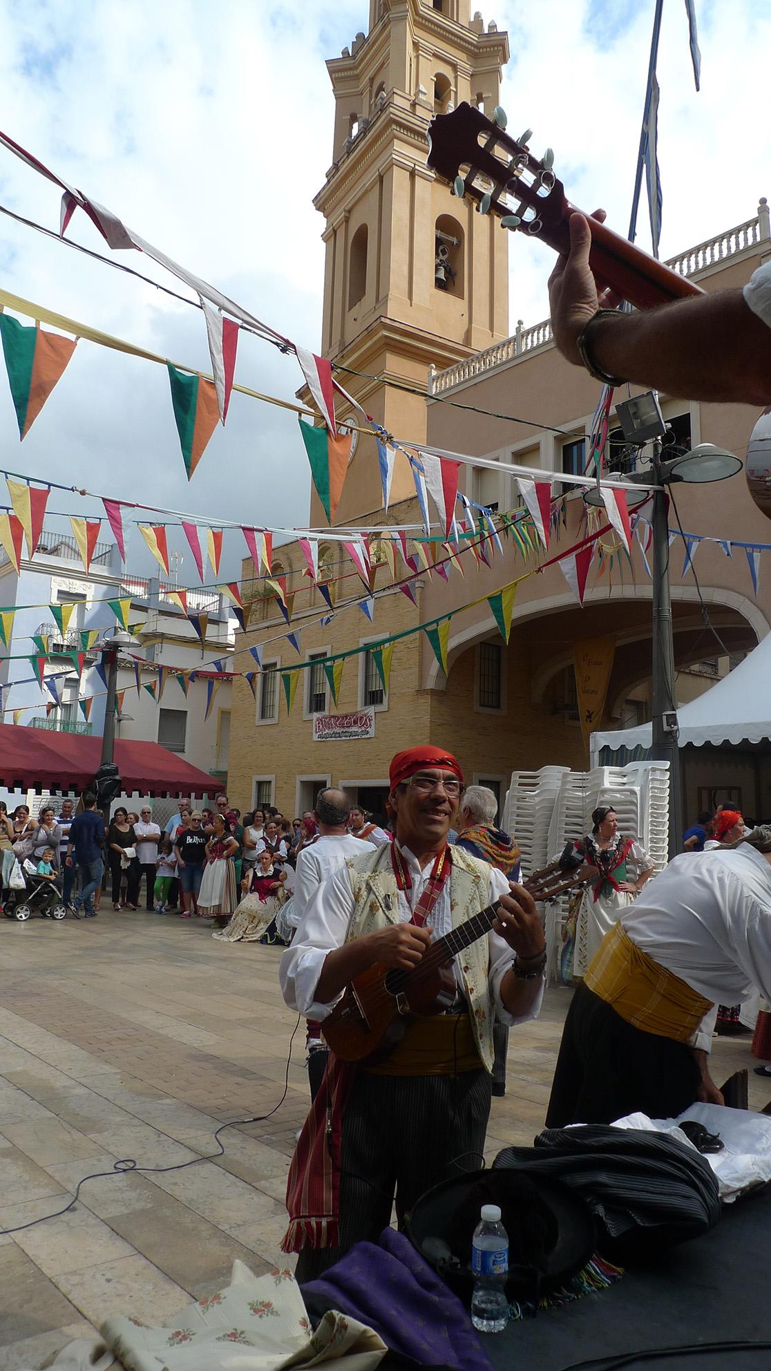 2014-10-5 Baladre a la Fira de Gandia (71)