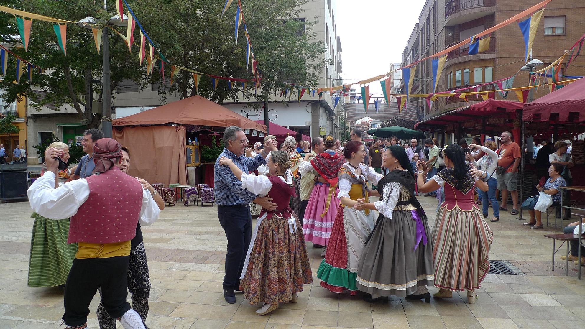2014-10-5 Baladre a la Fira de Gandia (80)