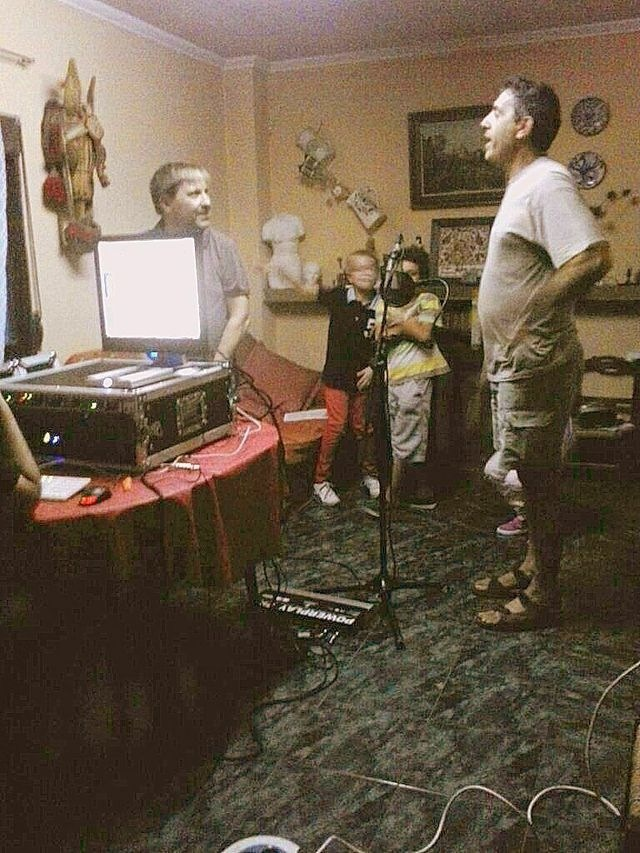 2014-09-24 gravacio disc Botifarra (1)