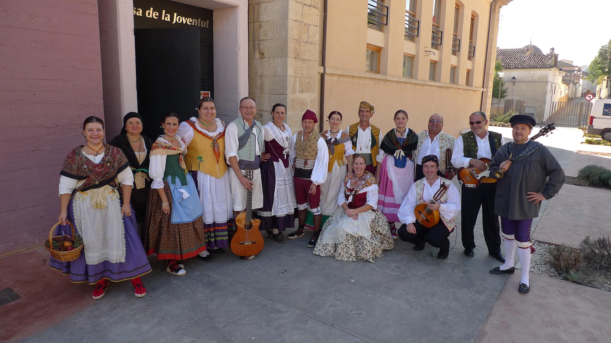 2014-11-1i2-Baladre a la Fira de Cocentaina (163)
