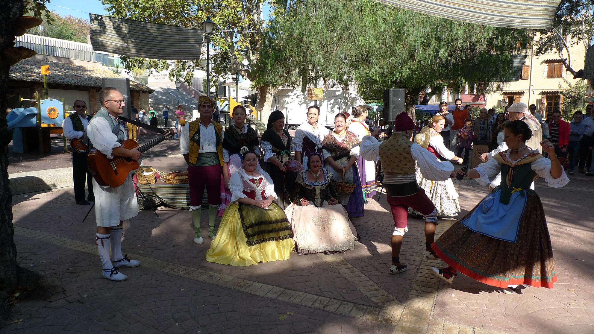 2014-11-1i2-Baladre a la Fira de Cocentaina (166)
