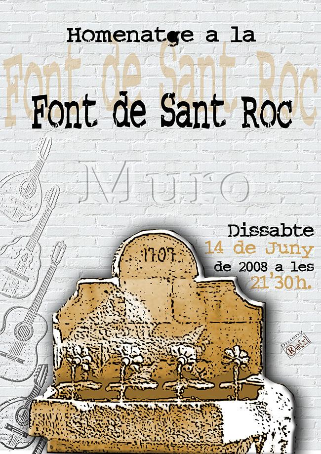 Font Sant Roc 14-06-08