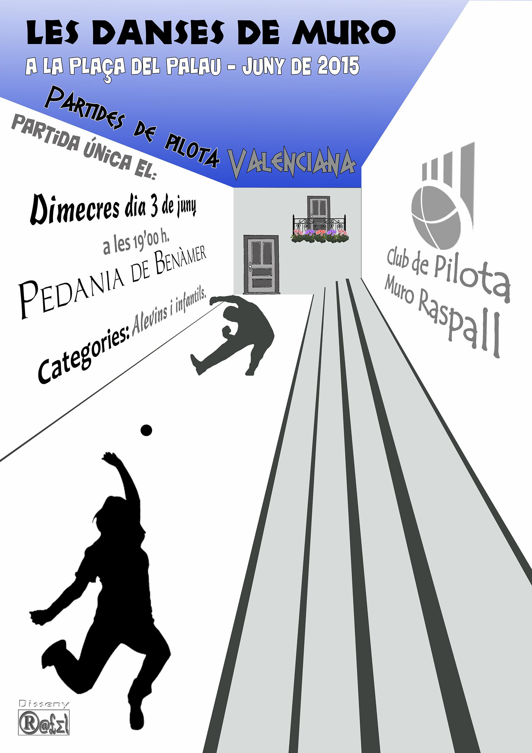 Piolta Valenciana - Palacio 2014