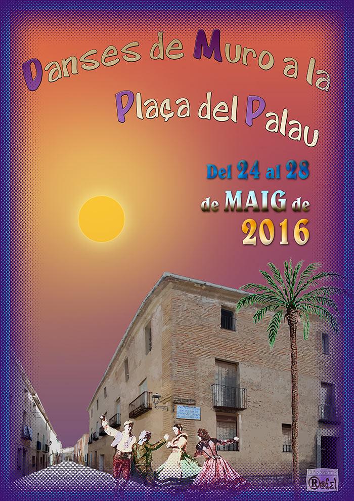 Danses Palacio Muro 2016