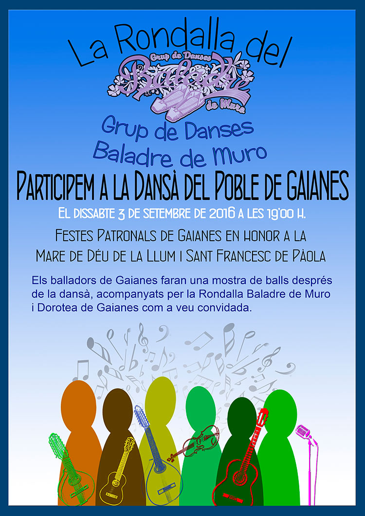 Cartell-Gaianes2016-700ppp